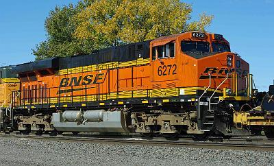 New Additions/BNSF 6272 ES44AC